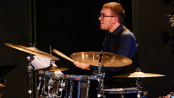 Pornic Festival (France, 2017) - Pierre Hurty, drums