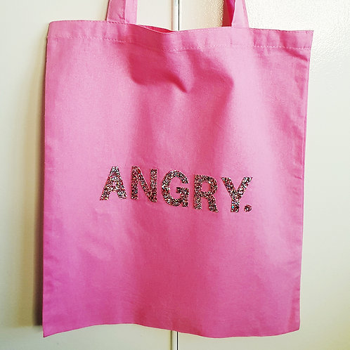 ANGRY Tote