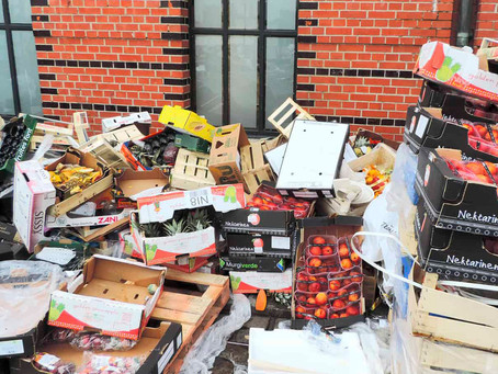 Waste and Food Issues in 2020 and Beyond