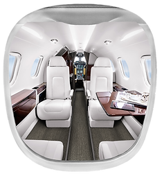 Valor 'K Private Secure Quiet Cabin Fractional Jet Ownership