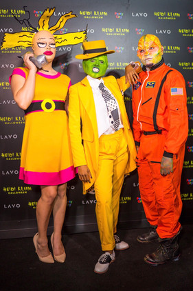 Heidi Klum Halloween Party