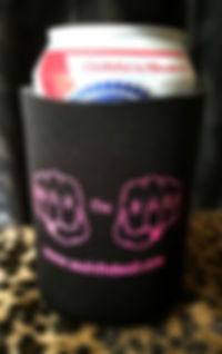 Sash The Bash Koozie Fist