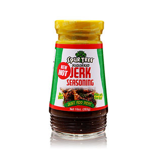 Spur Tree Jerk Seasoning Hot