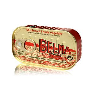 Belma Sardines Regular 125ml.jpg