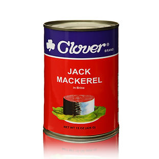 Clover Jack Mackerel