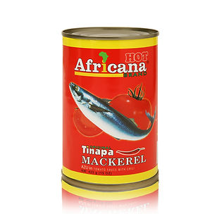 Africana Mackerel Hot