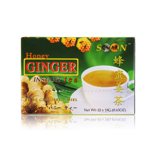 Soon Hoeny Ginger Tea