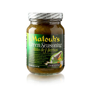 Matouk's Green Seasoning 8.5 fl oz