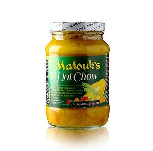 Matouk's Hot Chow 13.4oz