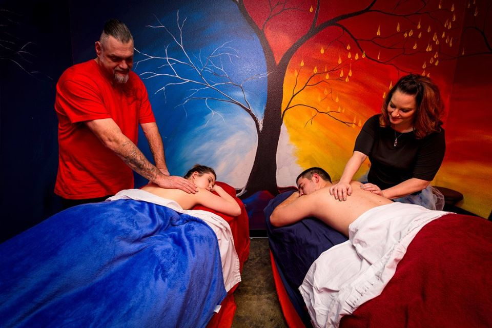 Destinations Day Spa Couples Massage