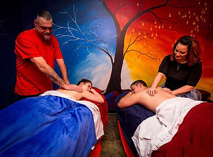 Couples Massage at Destinations Day Spa