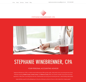 Stephanie Winebrenner CPA