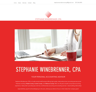Stephanie Winebrenner CPA