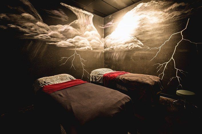 Destinations Day Spa Treatment Room