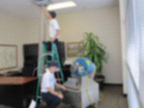 Professional Commercial Air Duct Cleaning