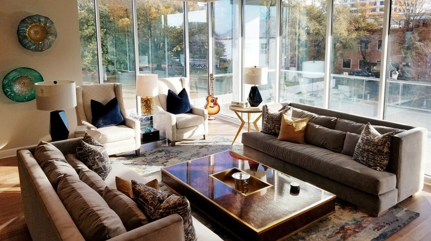 contemporary-living-room-little rock 1.j