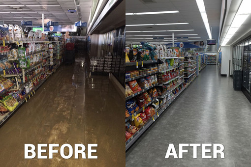 Commercial Water Damage Restoration And Clean Up