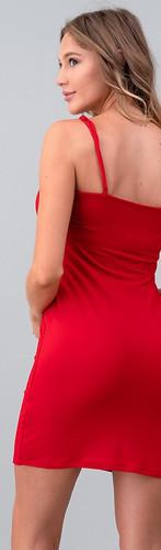 Cami Mini Dress - Red