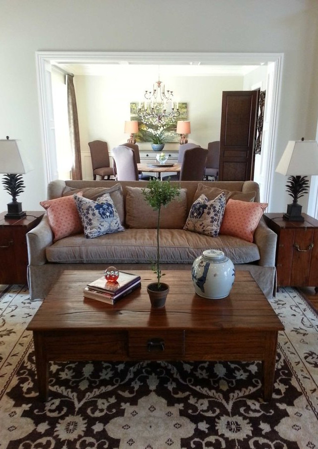 Relaxed elegance makes this home welcoming to all.