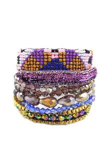 Purple Beaded Bracelets.jpg