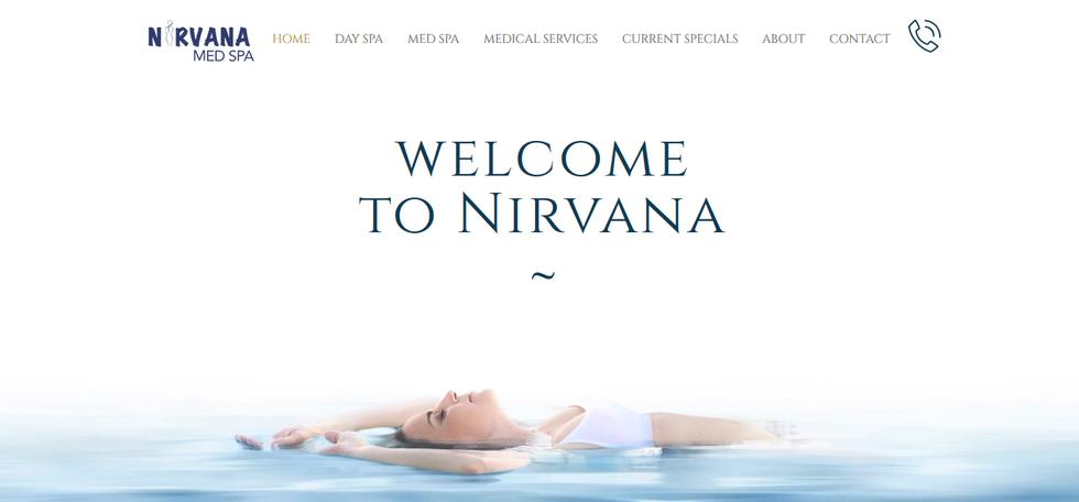 Nirvana Med Spa