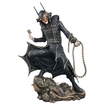 Figura diorama The Batman Who Laughs DC Comics Gallery