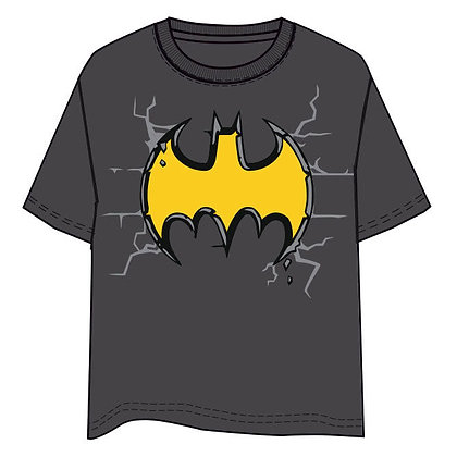 Camiseta Batman Logo Crash