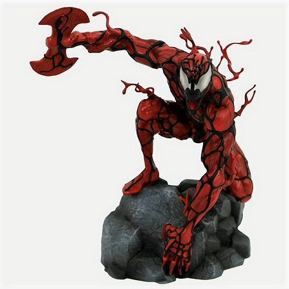 Diorama Carnage Marvel Comic Gallery