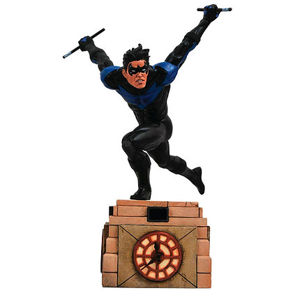 Estatua diorama Nightwing