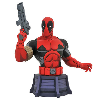 Busto Deadpool Marvel