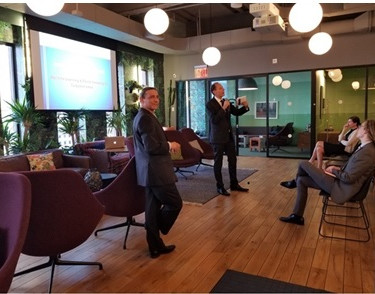 Inaugural event on ML + Factor investing