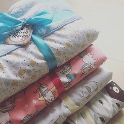 couverture bébé personnalisable