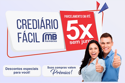 crediario mb farmacias