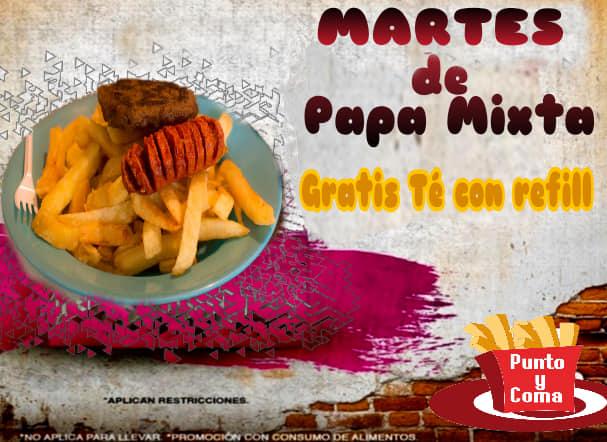 MARTES DE MIXTA