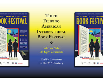 FilBookFest 3: The 3rd Filipino American International Book Festival