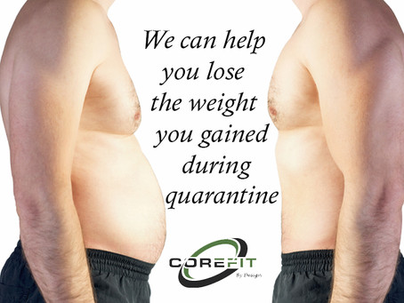 Do You Need Help Getting Back into Shape After Being Quarantined?