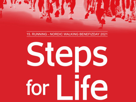Steps for Life - Hinweise