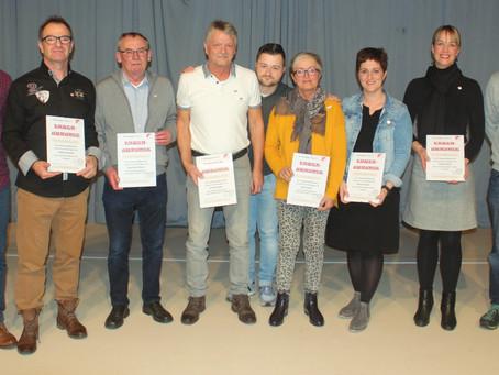 Buntes, unterhaltsames Programm beim Familienabend des SV Würtingen