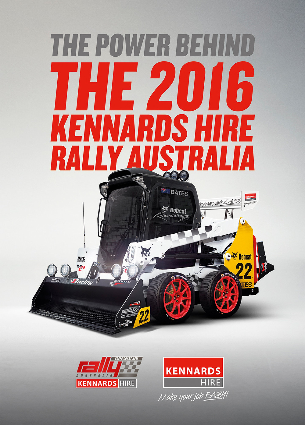 kennards rally