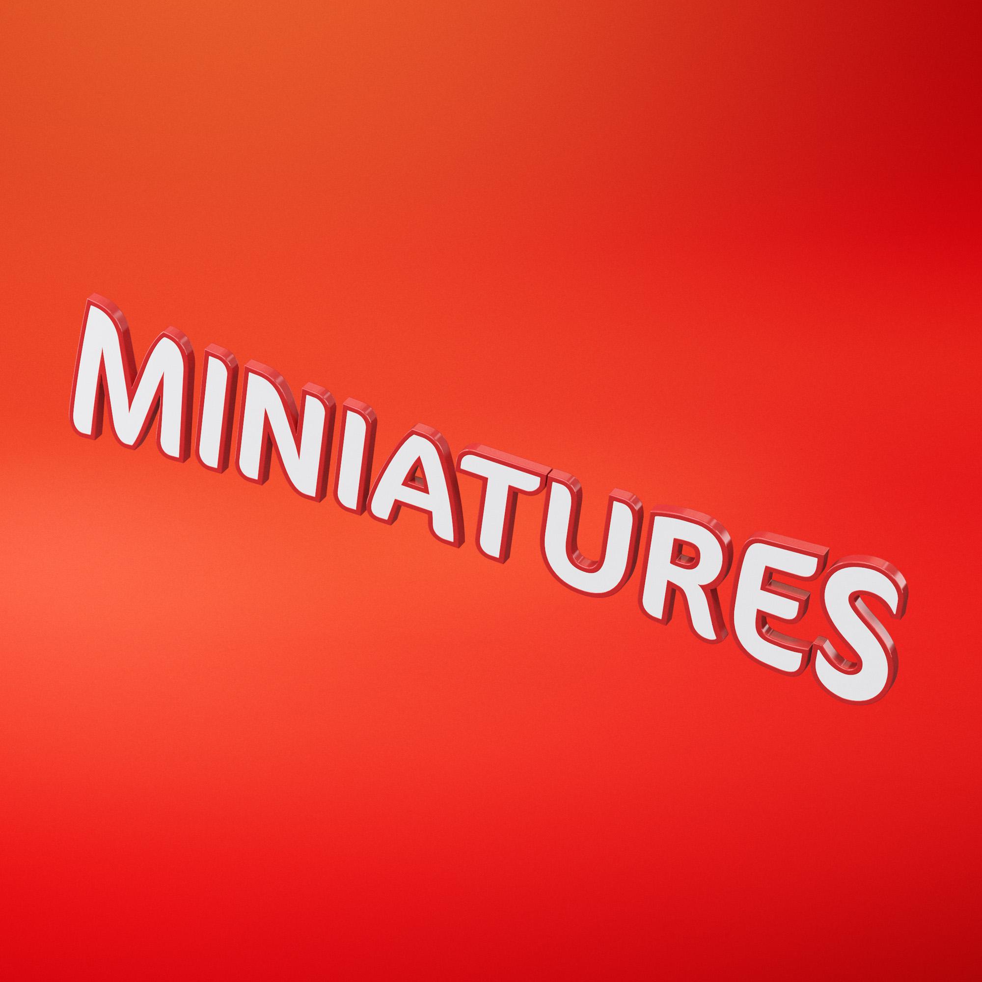 KitKat Miniatures