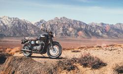 Triumph California Mountains