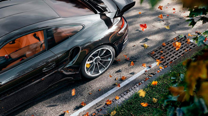 Porsche GT3 RS CGI