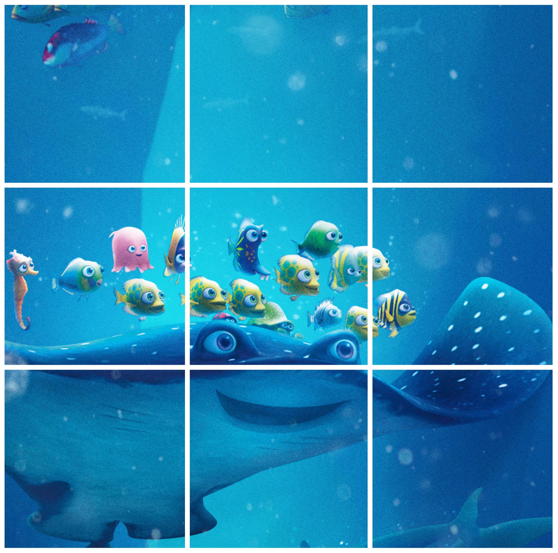 keepdoryswimming