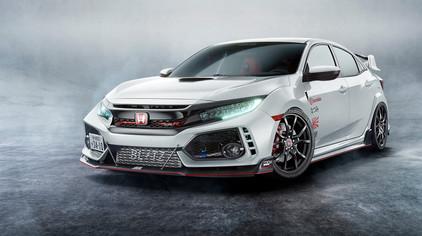 Honda Civic Type R CGI