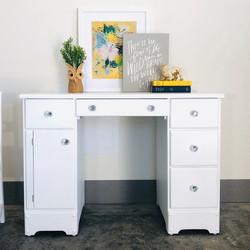 Snow White Desk