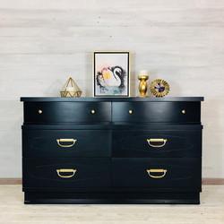 Navy 6 drawer