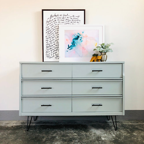 Blaine -SW Mineral Deposit 6 Drawer Dresser
