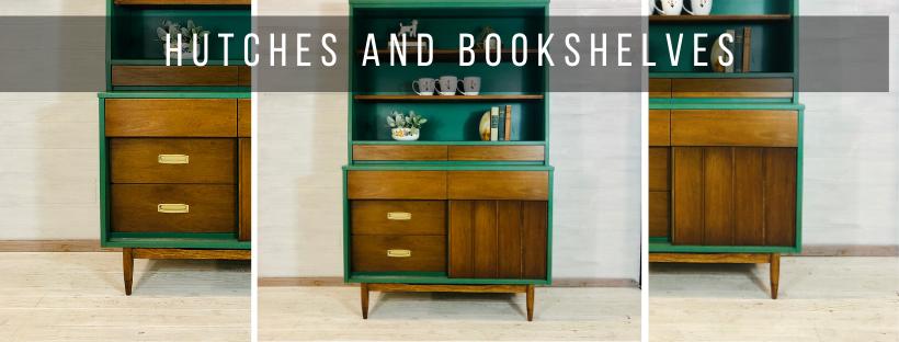 Hutches & Bookshelves