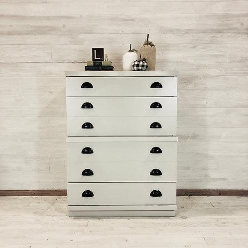 Seagull Grey Tallboy Dresser