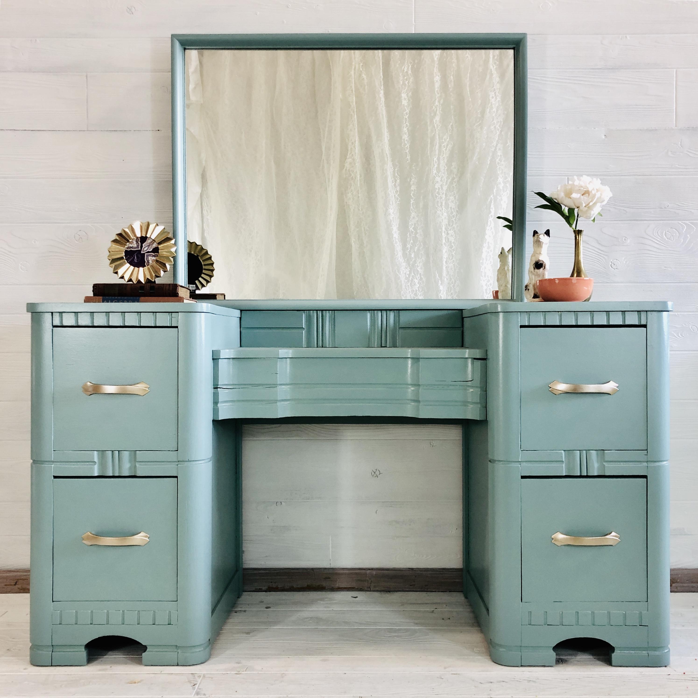 Persian Blue Vanity